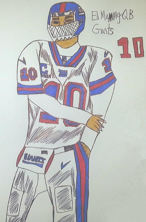 Eli Manning par armattock